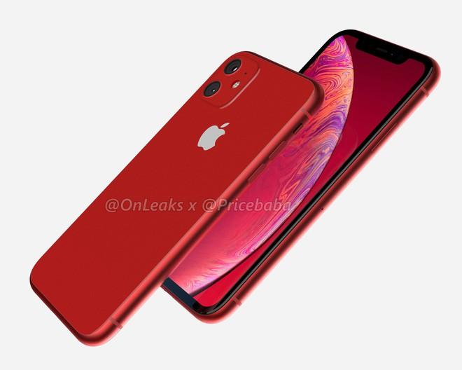 iPhone XR 2019 lộ ảnh dựng đầy thất vọng: Camera kép to lồi, viền màn hình vẫn dày tổ chảng - Ảnh 2.