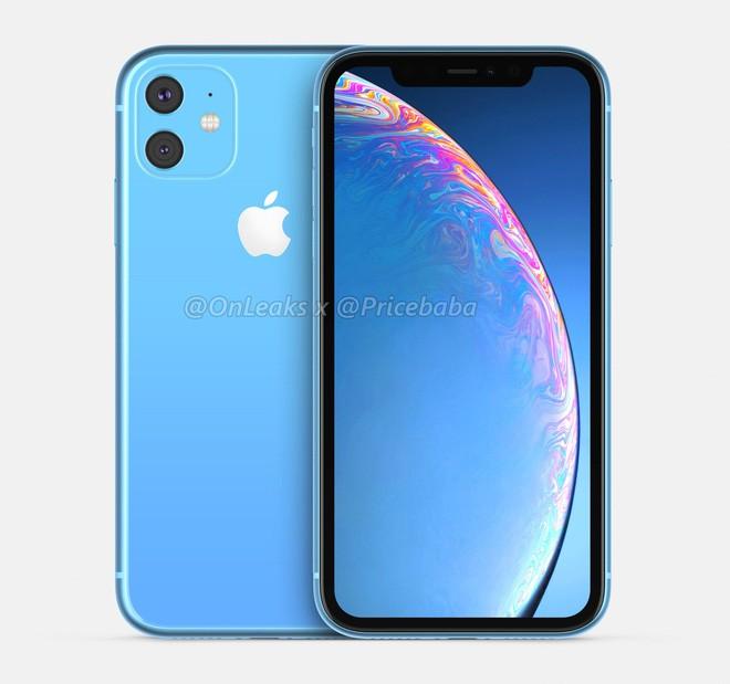 iPhone XR 2019 lộ ảnh dựng đầy thất vọng: Camera kép to lồi, viền màn hình vẫn dày tổ chảng - Ảnh 4.