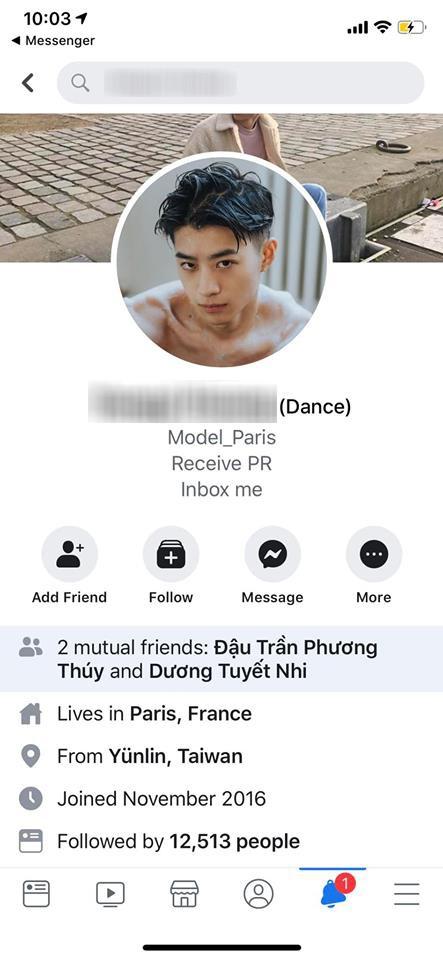 Thanh niên tự nhận là con lai có 12K người follow bị tố fake ảnh, hồn nhiên rao nhận PR trên Facebook - Ảnh 2.