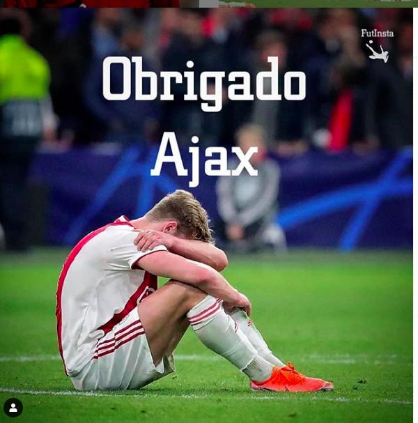 Những hình ảnh tràn ngập đau thương của Ajax Amsterdam sau khi bị đội bóng của Son Heung-min kết liễu ở giây bù giờ cuối cùng - Ảnh 14.