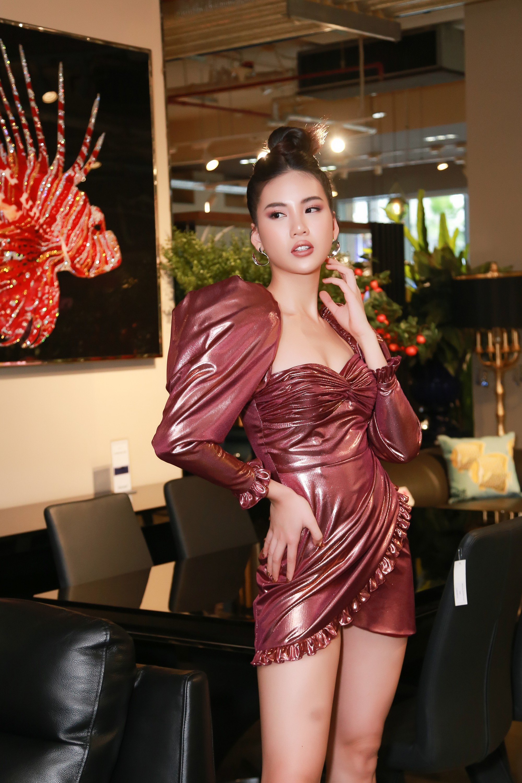 Noo Phước Thịnh mặc bảnh bao, lịch lãm xuất hiện giữa sự kiện quy tụ dàn mỹ nhân Vbiz - Ảnh 10.