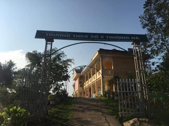 Nữ sinh lớp 8 mang thai ở Lào Cai: Gia đình thầy giáo chưa một lần thăm hỏi nạn nhân - Ảnh 2.