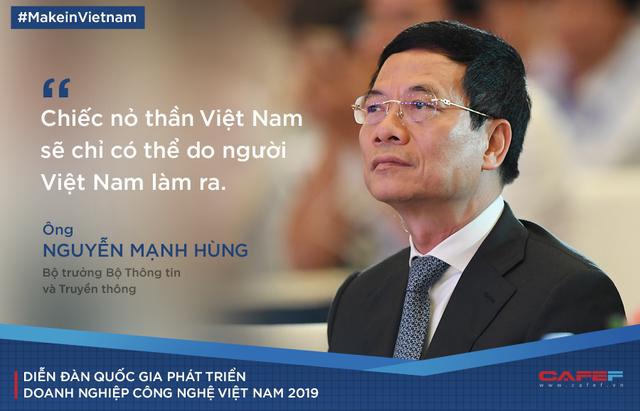 Bộ trưởng Nguyễn Mạnh Hùng: Trung Quốc có startup công nghệ sản xuất tên lửa tái sử dụng, tại sao kỹ sư Việt Nam không thể làm điều tương tự? - Ảnh 2.