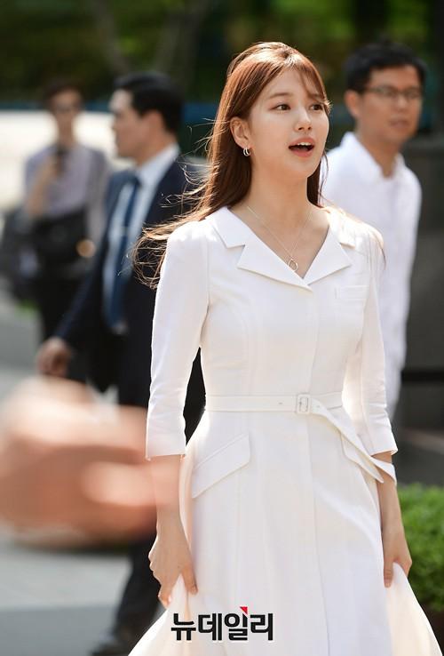 Sau loạt ảnh lung linh đến mức câm nín này, có lẽ Suzy đã đạt đến đẳng cấp nữ thần đẹp nhất Kpop - Ảnh 8.