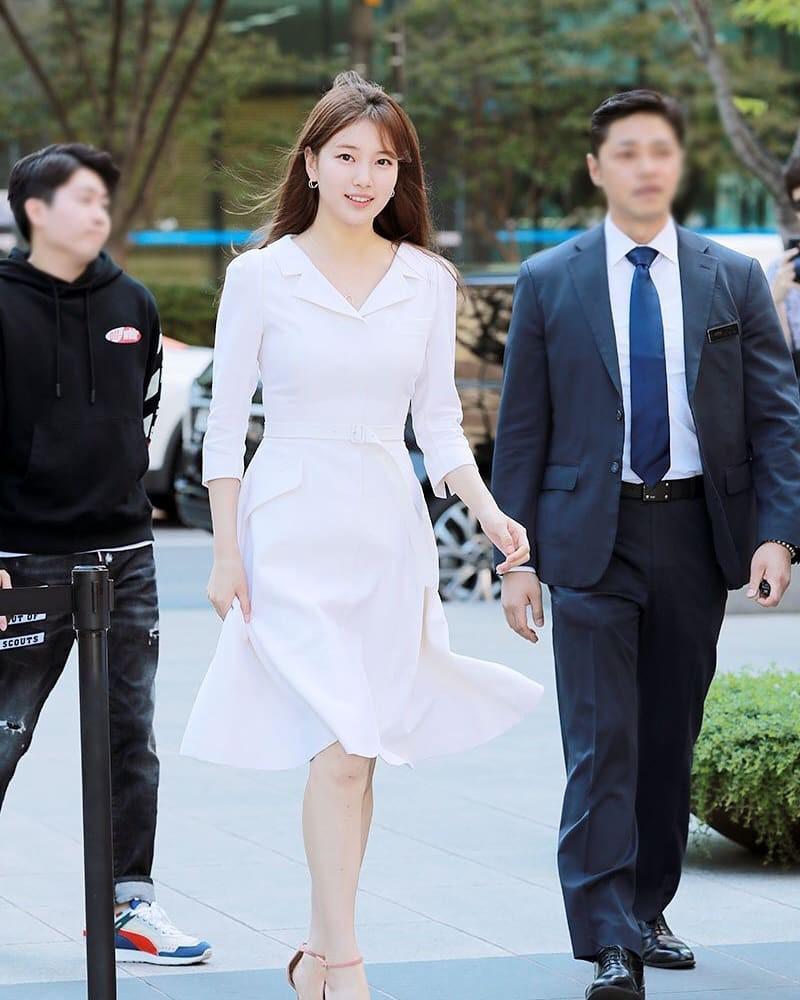 Sau loạt ảnh lung linh đến mức câm nín này, có lẽ Suzy đã đạt đến đẳng cấp nữ thần đẹp nhất Kpop - Ảnh 5.