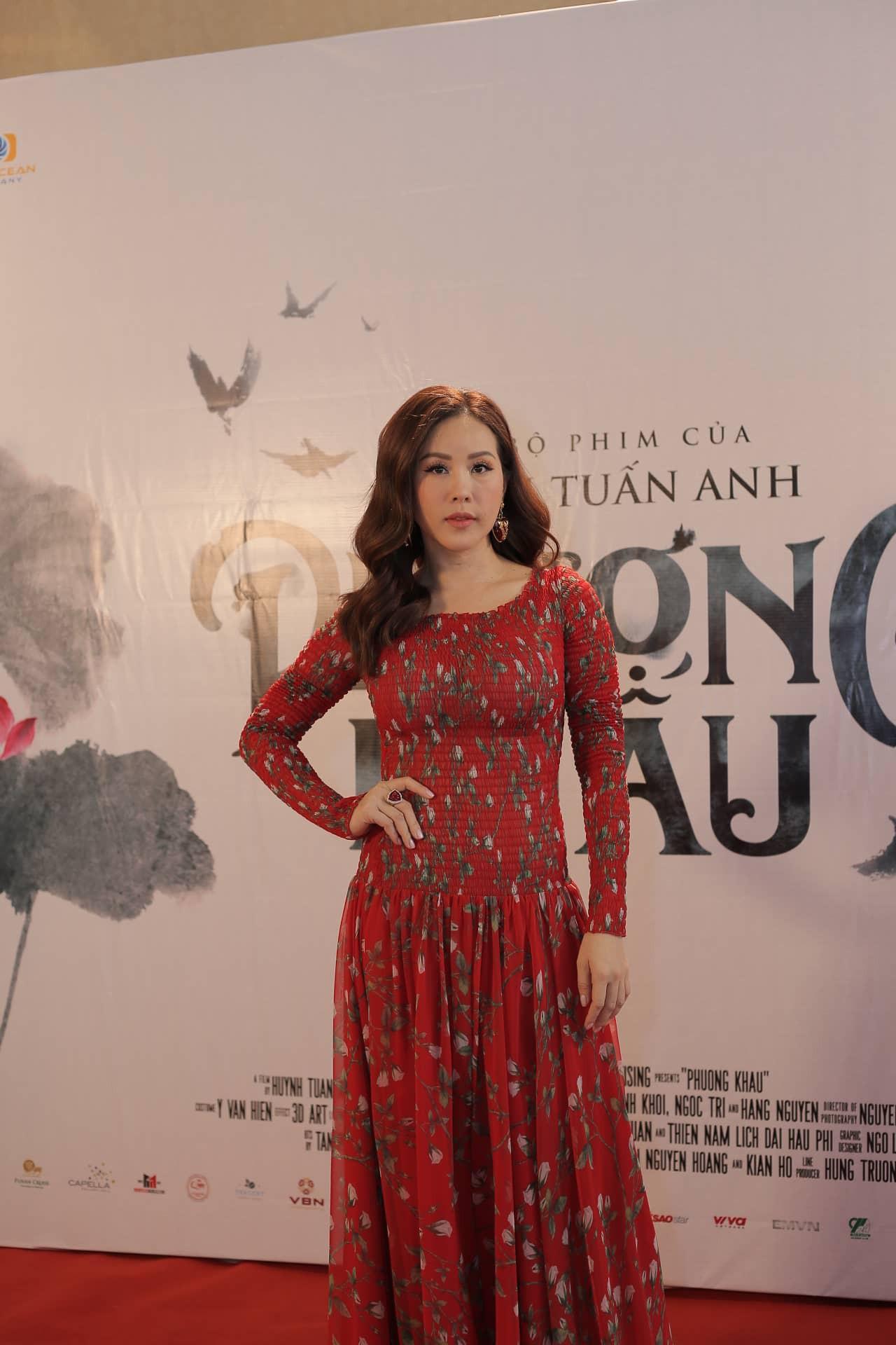 Thánh ăn hại Jun Phạm thần thái bất ngờ, sánh đôi hoàng hậu Diễm My 9x trên thảm đỏ phim cung đấu Việt Nam Phượng Khấu - Ảnh 7.
