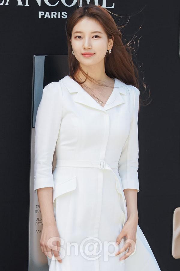 Sau loạt ảnh lung linh đến mức câm nín này, có lẽ Suzy đã đạt đến đẳng cấp nữ thần đẹp nhất Kpop - Ảnh 12.