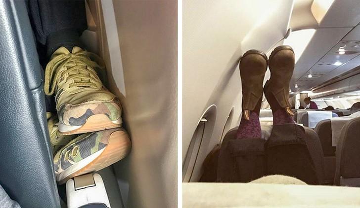 8 thói quen kém sang trên máy bay cần phải bỏ ngay nếu không muốn bị đánh giá thậm tệ - Ảnh 1.