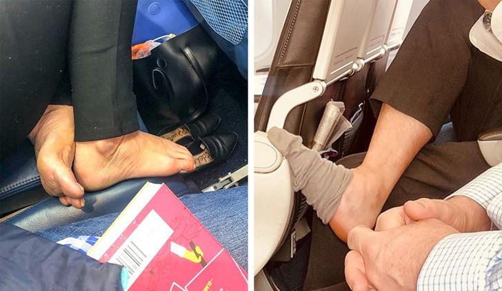 8 thói quen kém sang trên máy bay cần phải bỏ ngay nếu không muốn bị đánh giá thậm tệ - Ảnh 6.