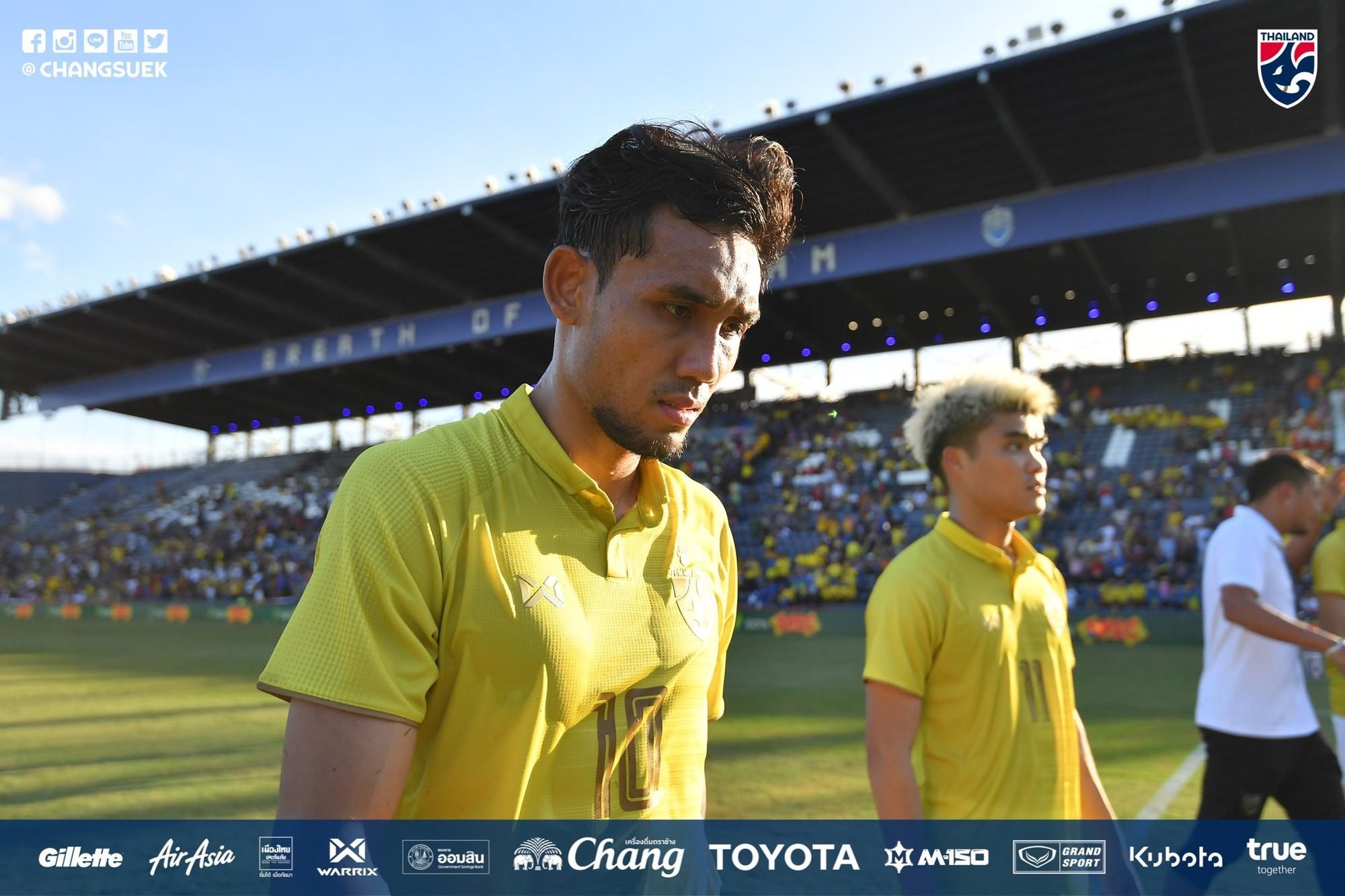 Đội nhà vừa thua mất mặt, báo Thái vẫn tự tin tuyên bố: Gặp Việt Nam tại vòng loại World Cup là dễ chịu nhất - Ảnh 1.