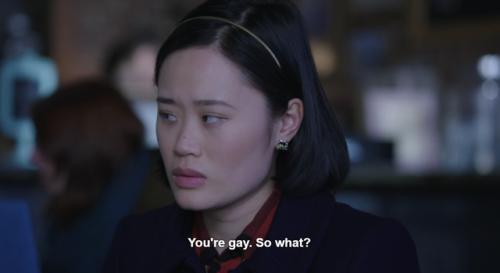 8 nhân vật LGBT duyên không kém BB Trần mà Netflix mang đến cho khán giả: Số 1 đừng xem khi có phụ huynh! - Ảnh 20.