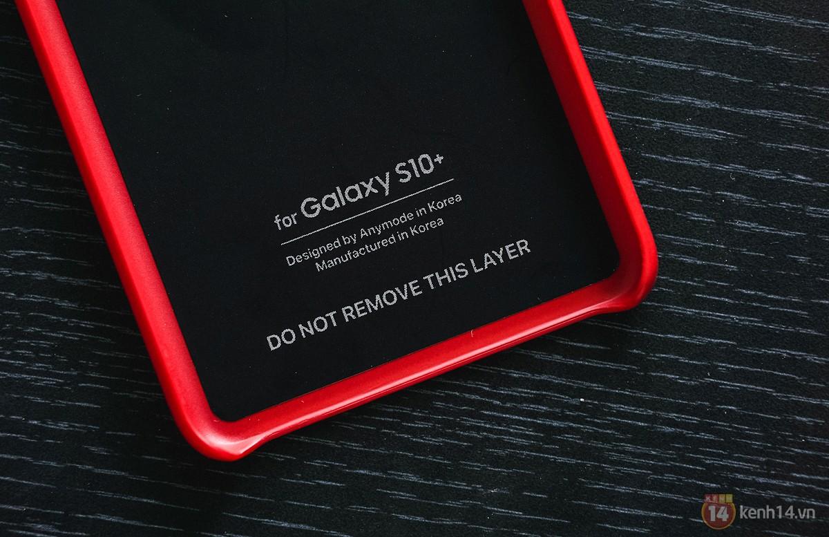 Ngắm nhìn màu bạc rất lạ trên Galaxy S10+ phiên bản Park Hang Seo - Ảnh 5.