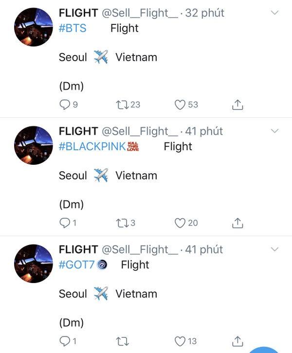Cấp báo: BLACKPINK, BTS và 1 boygroup siêu hot đã đặt vé máy bay sang Việt Nam, chuẩn bị dự lễ trao giải khủng AAA - Ảnh 4.