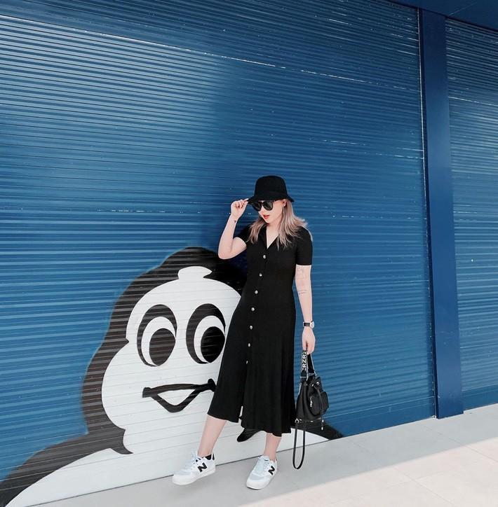 Street style hot mom Việt: Ngọc Anh, Nam Thương cùng loạt người đẹp lên đồ xì tin hack tuổi và quan trọng là mát mẻ hết nấc - Ảnh 2.