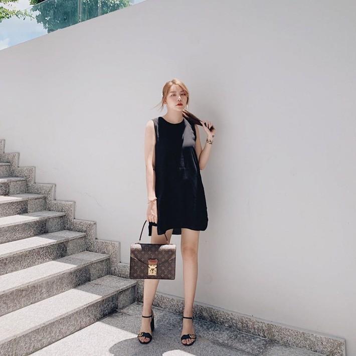 Street style hot mom Việt: Ngọc Anh, Nam Thương cùng loạt người đẹp lên đồ xì tin hack tuổi và quan trọng là mát mẻ hết nấc - Ảnh 12.