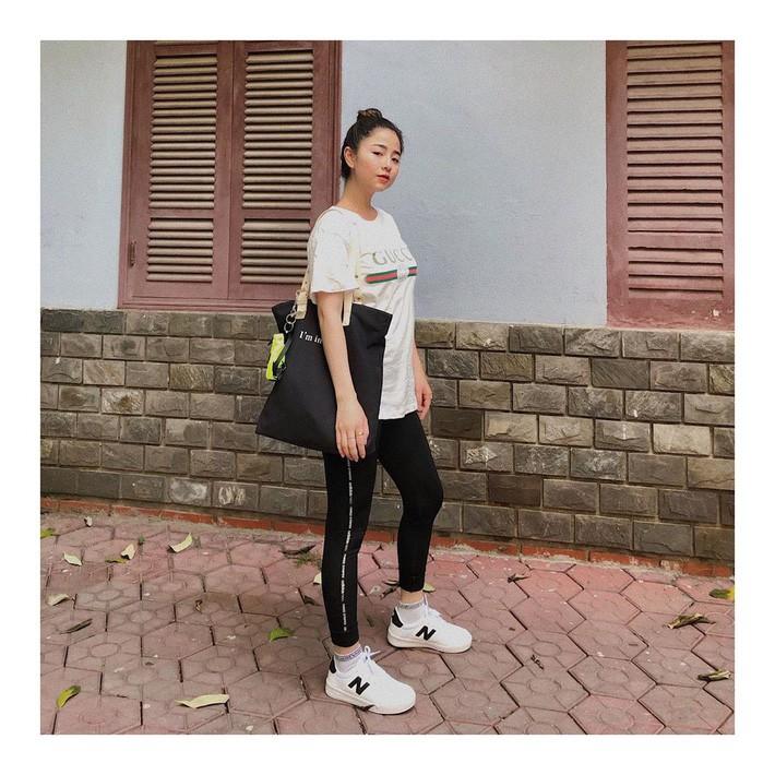 Street style hot mom Việt: Ngọc Anh, Nam Thương cùng loạt người đẹp lên đồ xì tin hack tuổi và quan trọng là mát mẻ hết nấc - Ảnh 4.