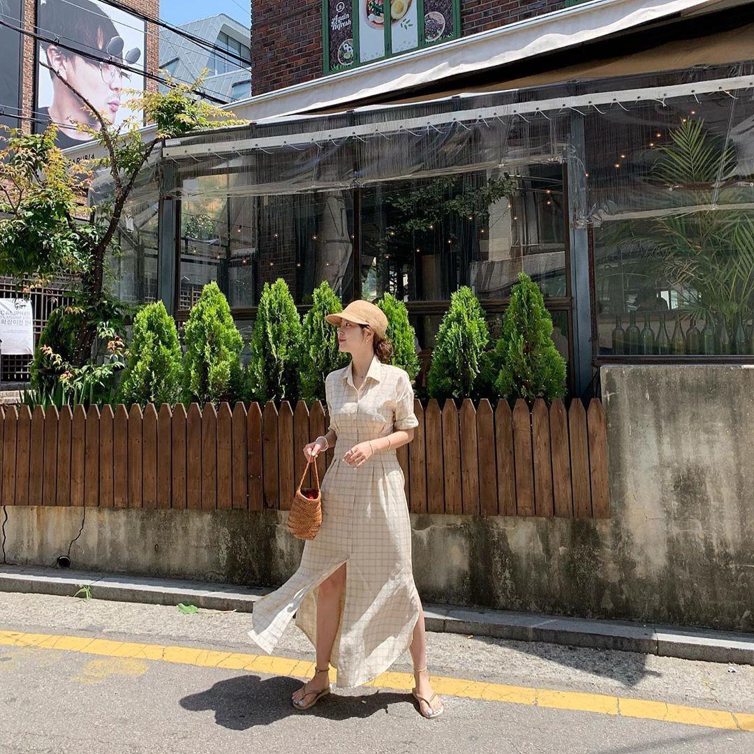 Street style Châu Á: Toàn tập là màu trắng, bộ nào bộ nấy đều đẹp và dễ mặc - Ảnh 6.