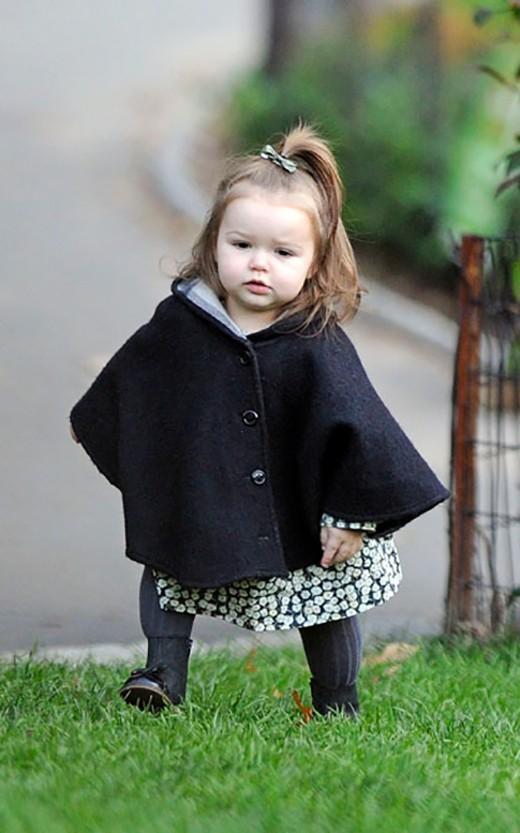 Hành trình nhan sắc 2 công chúa nhà sao hot nhất Hollywood: Harper Beckham xinh ra, Suri Cruise ngày càng bị dìm - Ảnh 5.