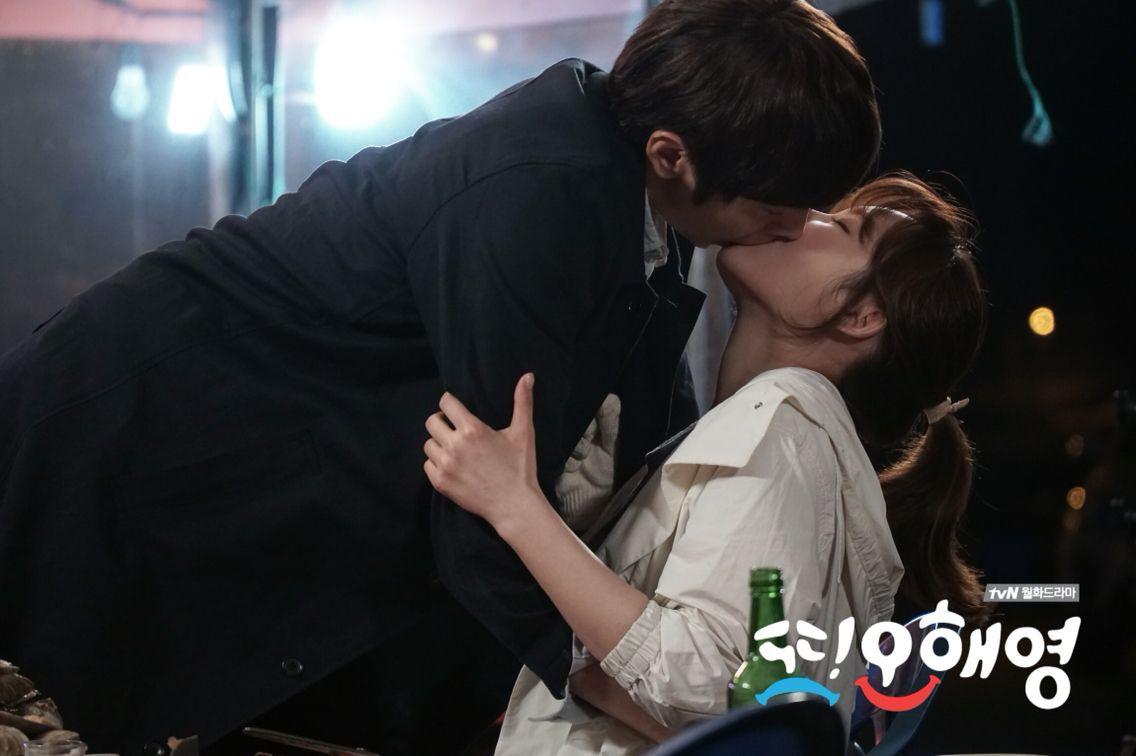 6 chàng trai vàng trong làng hôn giỏi xứ Hàn: Ji Chang Wook cũng phải chào thua màn đưa môi bạo liệt cuối cùng - Ảnh 24.