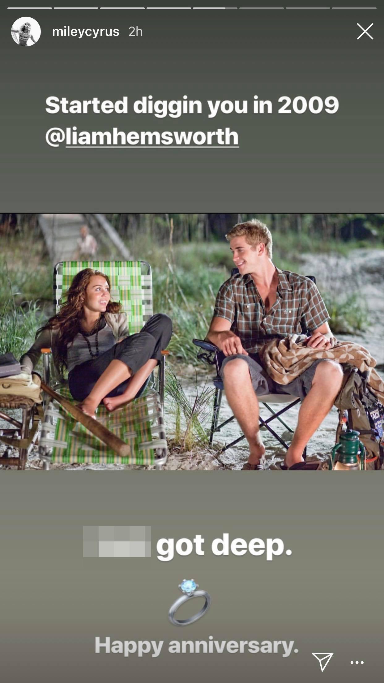 Đang yên đang lành bị đồn chia tay Liam, Miley Cyrus đích thân đá xéo và đáp trả bằng cách khiến ai cũng ghen tị - Ảnh 4.