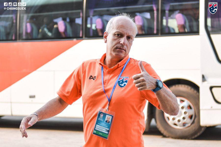 Báo Thái Lan lo ngại đội tuyển và đội U23 thất bại bẽ bàng ở châu lục vì khủng hoảng HLV trưởng - Ảnh 1.
