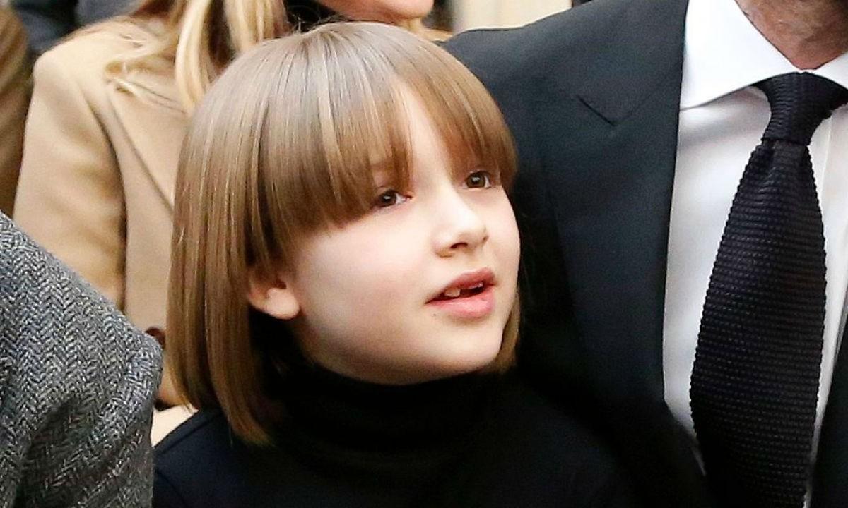 Hành trình nhan sắc 2 công chúa nhà sao hot nhất Hollywood: Harper Beckham xinh ra, Suri Cruise ngày càng bị dìm - Ảnh 14.