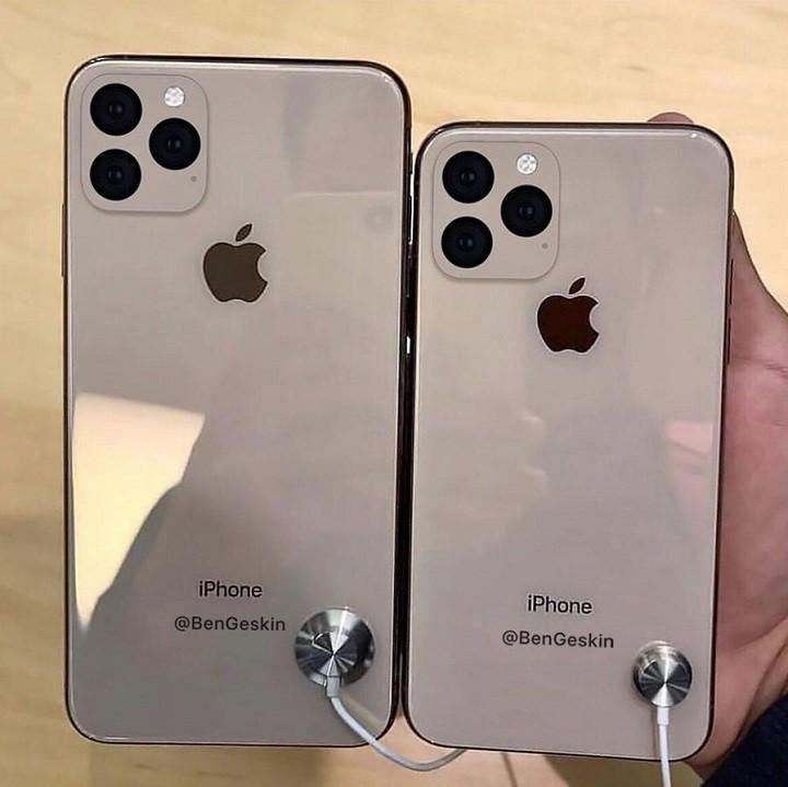 iPhone XI lộ hoàn toàn ảnh mẫu, bị dìm hàng tận đáy không ngoi lên nổi - Ảnh 2.