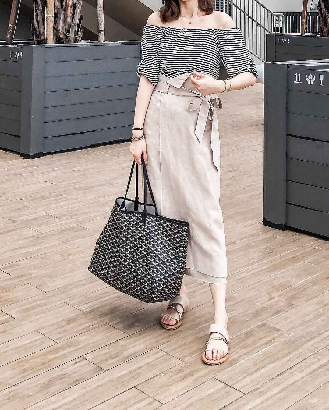 Ít ai biết rằng: Chân váy cũng có thể kéo chân dài miên man nếu bạn chọn 4 kiểu dáng này - Ảnh 3.