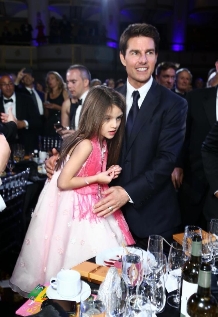Hành trình nhan sắc 2 công chúa nhà sao hot nhất Hollywood: Harper Beckham xinh ra, Suri Cruise ngày càng bị dìm - Ảnh 27.