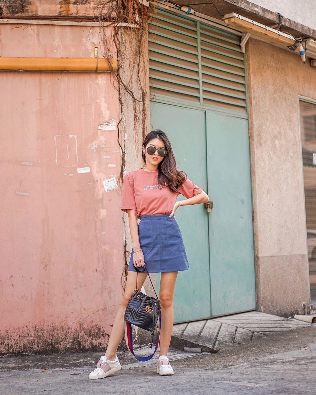 Ít ai biết rằng: Chân váy cũng có thể kéo chân dài miên man nếu bạn chọn 4 kiểu dáng này - Ảnh 8.