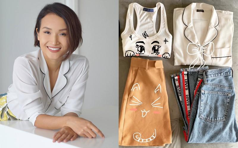 Dư tiền mua đồ mới nhưng nhiều sao Việt lẫn dàn KOLs nổi tiếng vẫn chăm chỉ tái chế quần áo cũ - Ảnh 4.