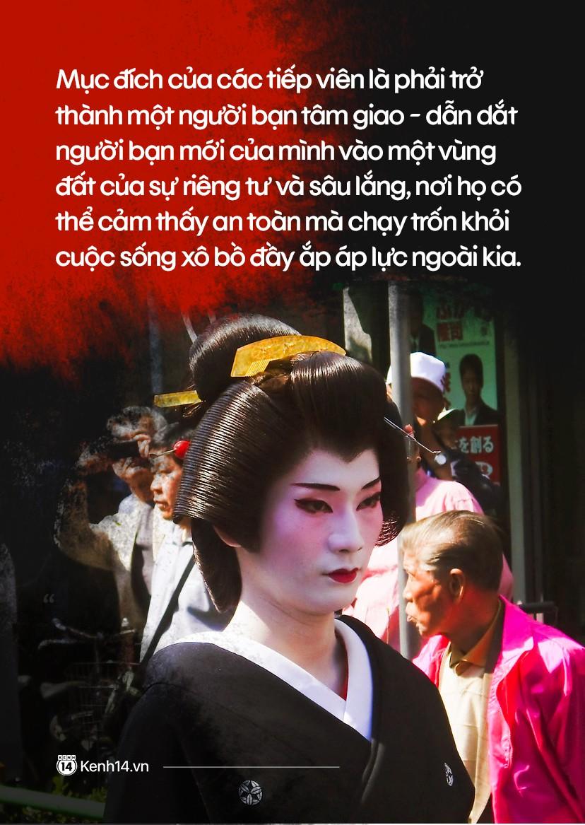 Ẩn sau vẻ đẹp chết người của một Geisha Nam: Sức quyến rũ từ lời nói mật ngọt chết ruồi thu về cả tỷ đồng mỗi đêm - Ảnh 11.