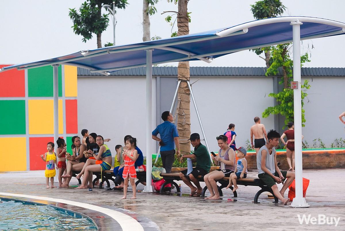 Review chi tiết công viên nước siêu to khổng lồ Thanh Hà: Trẻ em thích mê, người lớn có chút hụt hẫng - Ảnh 12.