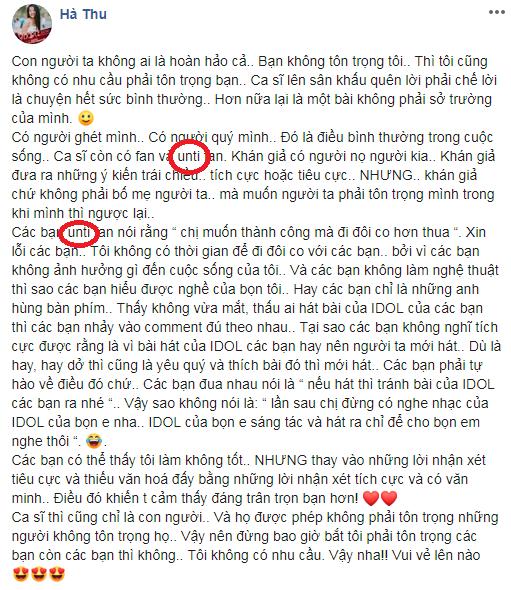 Xôn xao thí sinh Giọng hát Việt đụng chạm Đông Nhi, cãi tay đôi với anti fan nhưng... sai chính tả - Ảnh 5.
