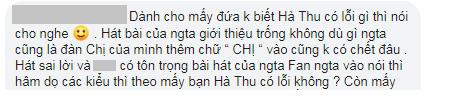 Xôn xao thí sinh Giọng hát Việt đụng chạm Đông Nhi, cãi tay đôi với anti fan nhưng... sai chính tả - Ảnh 3.