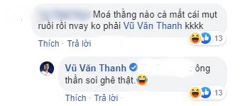 Đăng ảnh thả thính hỏi có ngầu không, Văn Thanh bị cư dân mạng soi trang điểm và photoshop quá đà đến mất cả nốt ruồi - Ảnh 4.