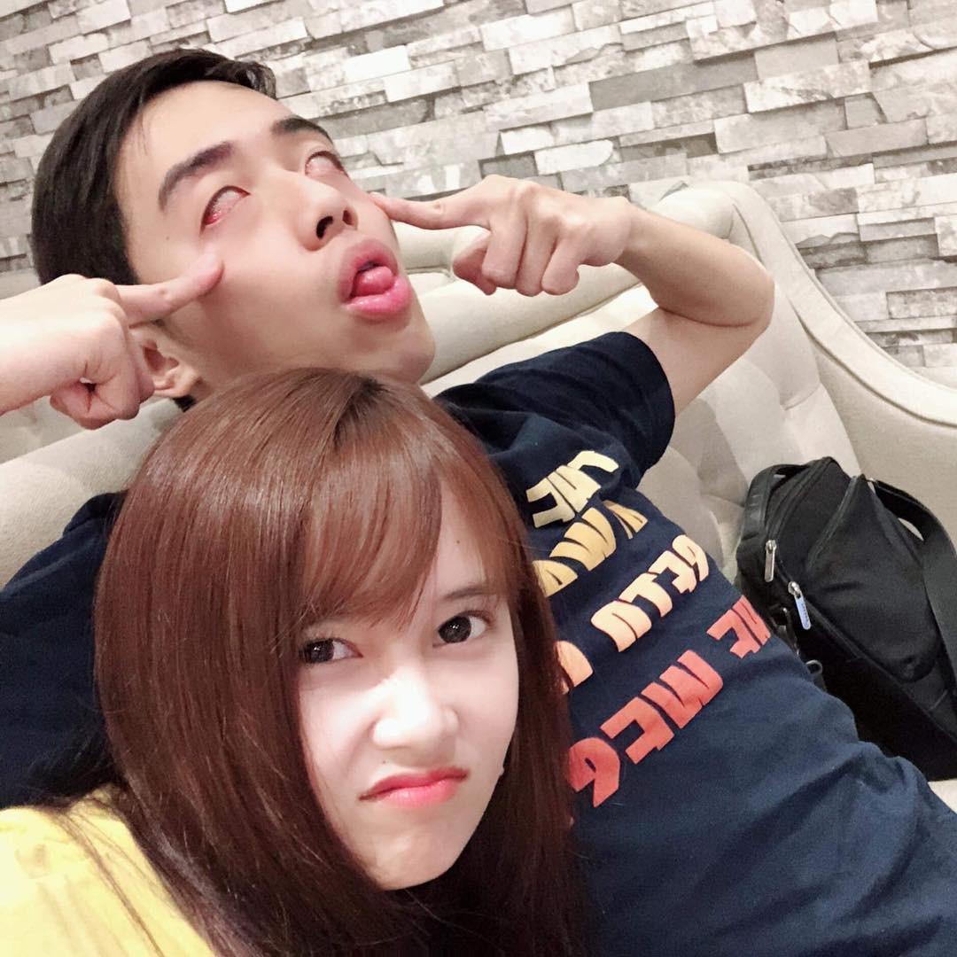 Trước thềm đám cưới siêu to khổng lồ của hot streamer Cris Phan - Mai Quỳnh Anh, fan lục lại khoảnh khắc lầy lội siêu cấp của cặp đôi - Ảnh 3.