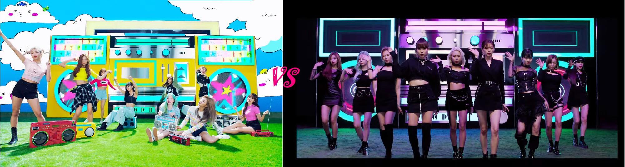 TWICE tung MV mới khiến netizen tưởng nhóm là con ghẻ JYP ở Hàn, có 1 điều làm tốt hơn BLACKPINK - Ảnh 4.