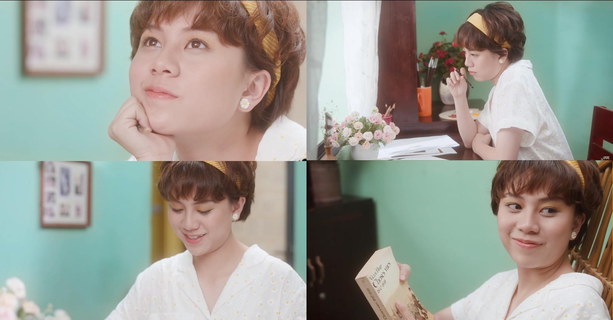 Bảo Hân (Về nhà đi con) siêu nữ tính trong MV mới của DaLAB, xinh thì xinh đấy nhưng hơi… không quen! - Ảnh 2.