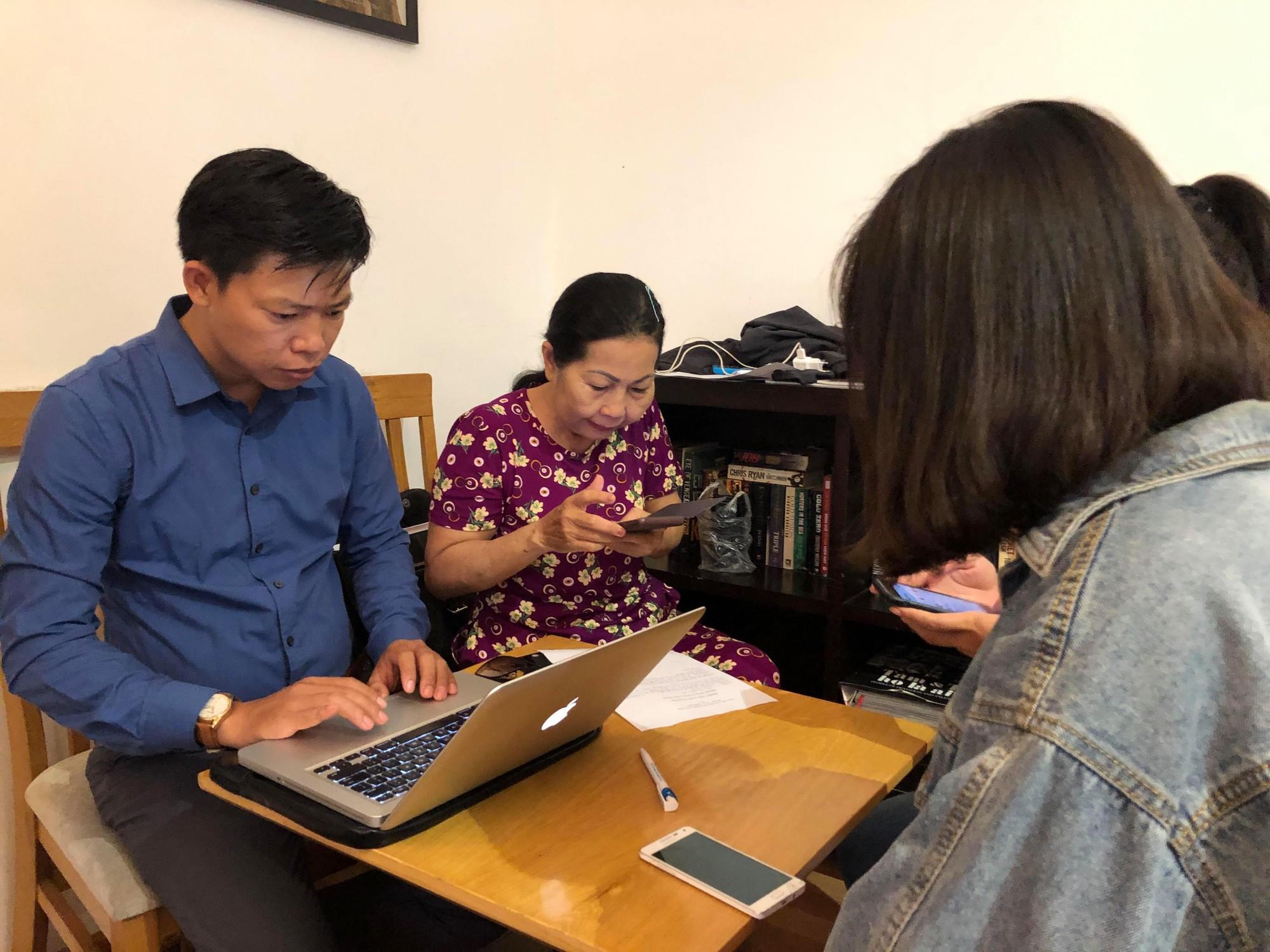 Nữ sinh bị sàm sỡ nhận được tin nhắn từ FB của người xưng là vợ phụ xe Phương Trang: Chị ấy nói ủng hộ em làm đơn tố giác - Ảnh 3.