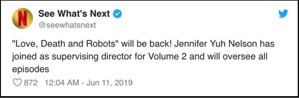 Series Love, Death, and Robots của Netflix rục rịch cho ra mắt mùa thứ hai - Ảnh 6.