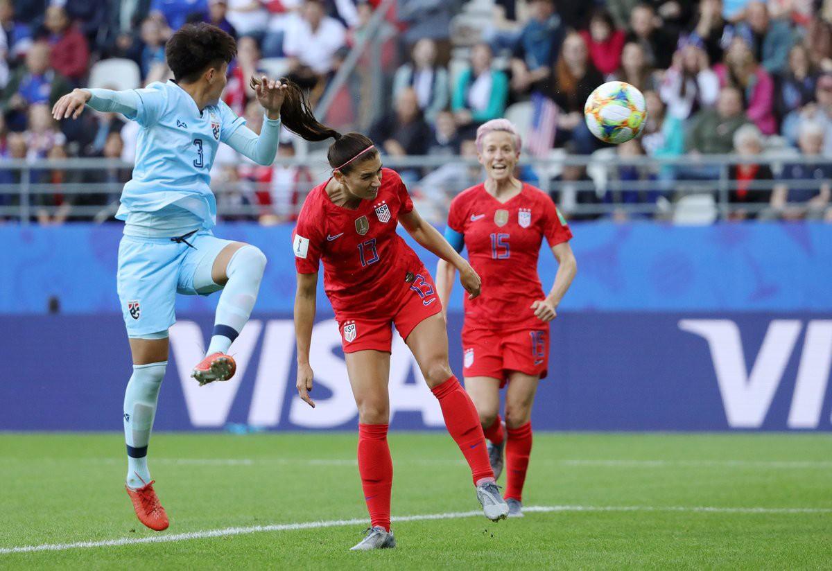 Cú sốc: Bóng đá Thái Lan nhận thất bại thê thảm với tỷ số đậm nhất lịch sử World Cup - Ảnh 4.