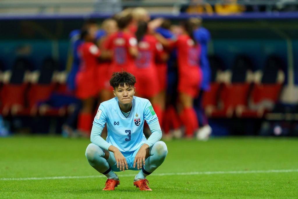 Cú sốc: Bóng đá Thái Lan nhận thất bại thê thảm với tỷ số đậm nhất lịch sử World Cup - Ảnh 6.