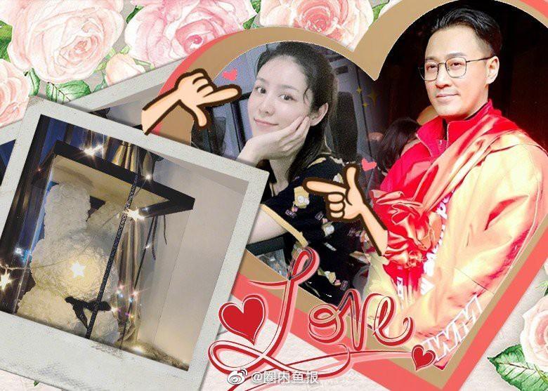 Chồng nhà người ta là như thế nào? Lâm Phong cầu hôn nhẫn kim cương với số carat bằng sinh nhật bạn gái - Ảnh 2.