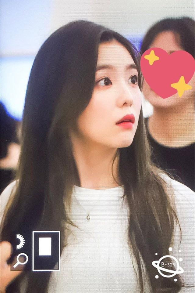 Đây là nhan sắc thật ngoài đời của nữ thần sở hữu gương mặt đẹp nhất nhà SM qua ống kính chớp nhoáng của fan - Ảnh 7.
