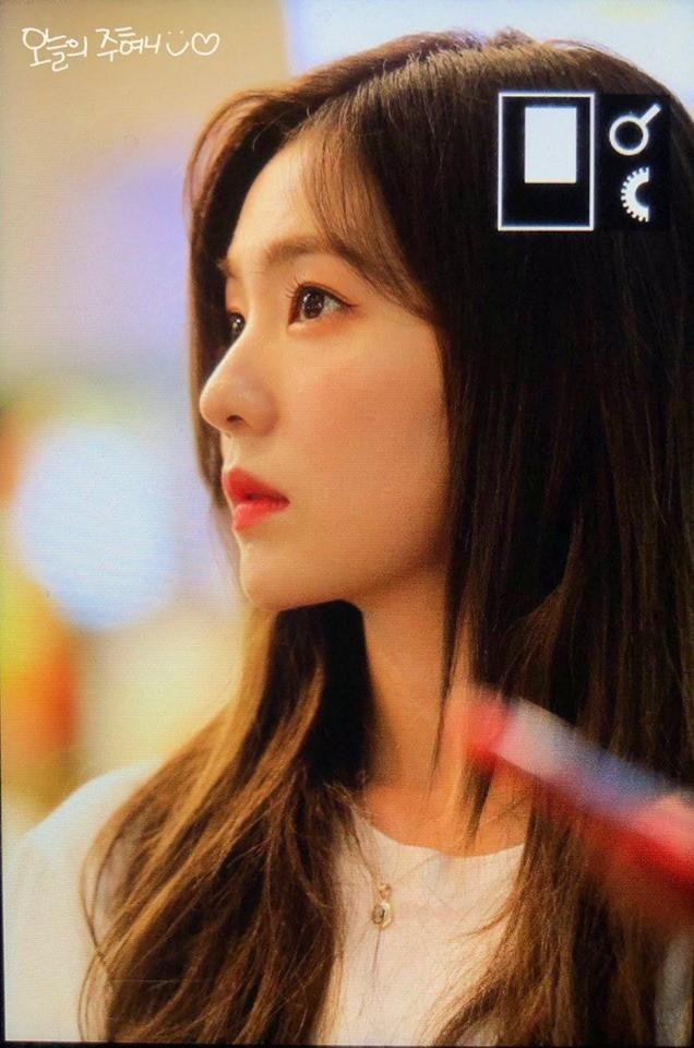 Đây là nhan sắc thật ngoài đời của nữ thần sở hữu gương mặt đẹp nhất nhà SM qua ống kính chớp nhoáng của fan - Ảnh 4.