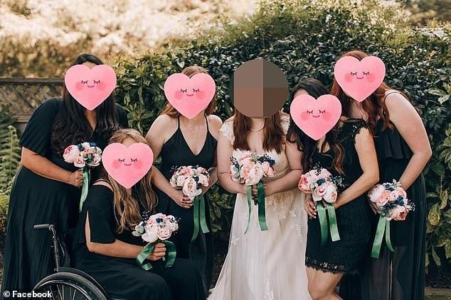 Gặp phù dâu xấu tính chỉ lo nhìn chú rể, cô dâu cao tay làm việc này và được cư dân mạng ủng hộ nhiệt tình - Ảnh 1.