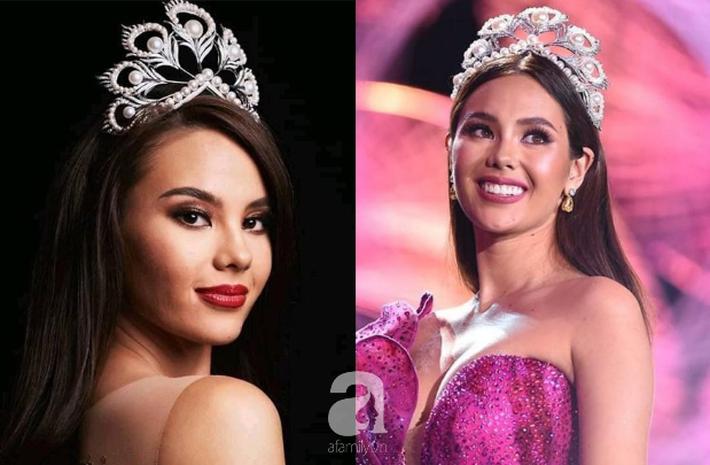 Hoa hậu Catriona Gray đội vương miệng fake trong đêm chung kết HH Hoàn vũ Philippines vì lý do dở khóc dở cười - Ảnh 3.
