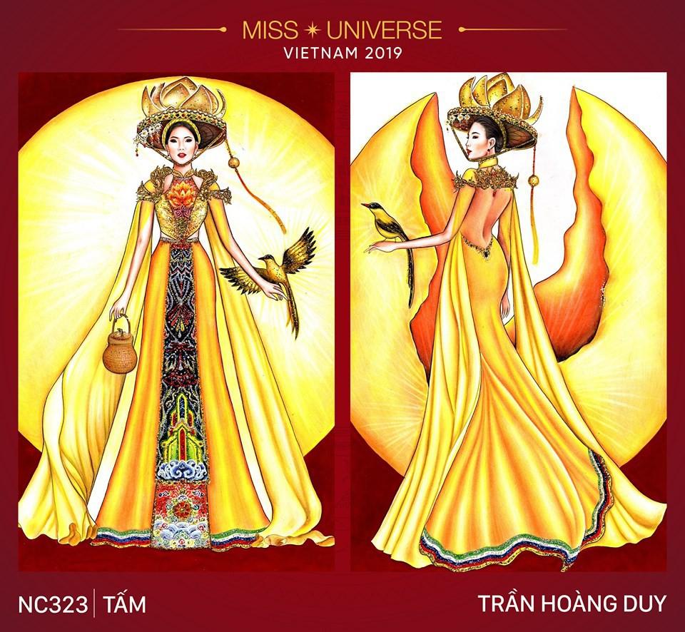 Choáng với loạt ý tưởng trang phục mới dành cho Hoàng Thuỳ dự thi Miss Universe: Từ ninja Lead, heo quay đến cây ATM - Ảnh 10.