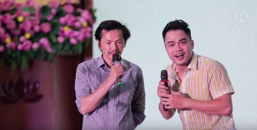 Câu chuyện tình đam mỹ nóng nhất đêm nay: NSƯT Trung Anh và Trọng Hùng từ bố chồng - con rể trở thành... cặp đôi? - Ảnh 6.